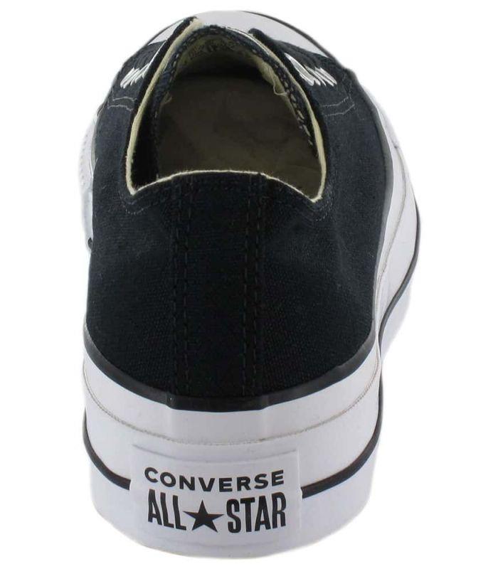 Converse Chuck Taylor All Star Lift Negro Converse Calzado Casual Mujer Lifestyle Tallas: 40, 36, 37, 38, 39, 41;