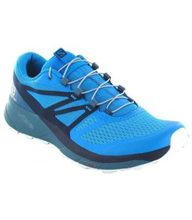 Salomon Sense Ride 2 - Zapatillas Trail Running Hombre - Salomon azul 41 1/3, 42, 44, 44