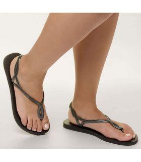 Havaianas Black Moon - Shop Sandals / Flip Flops Women