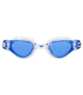 Gafas Natación - Arena Cruiser Junior Azul azul Natación - Triatlón