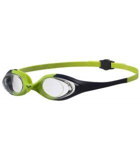 Arena Spider Junior Green - Goggles Swimming