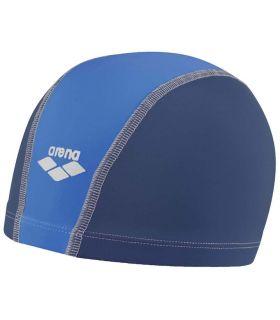 Arena Gorro Natacion Unix Jr Azul