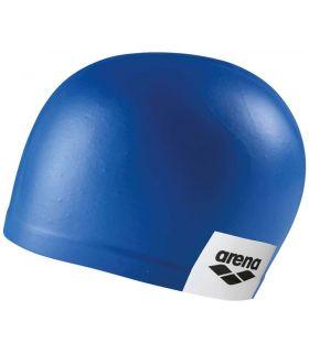 Arena Gorro de Natacion Logo Moulded Azul