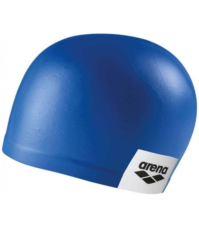 Arena Gorro de Natacion Logo Moulded Azul - ➤ Triatlon - Natacion