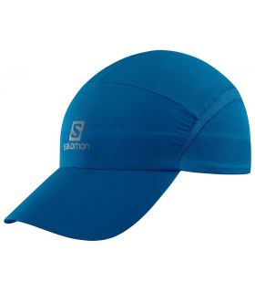 Salomon Xa Cap Azul 2 Salomon Gorros - Viseras Running Textil Running Tallas: l / xl; Color: azul