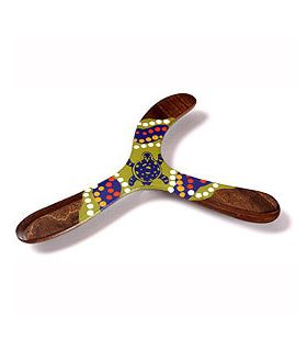 Boomerang warramba Inicio Wallaby Ideal para viento suave.