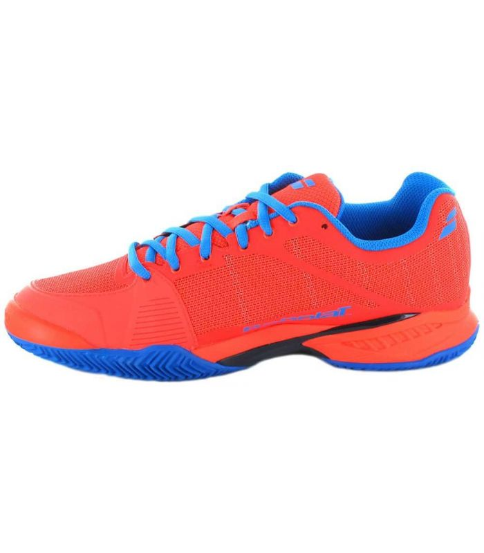 Babolat JET Team, Clay Red - Footwear Paddle