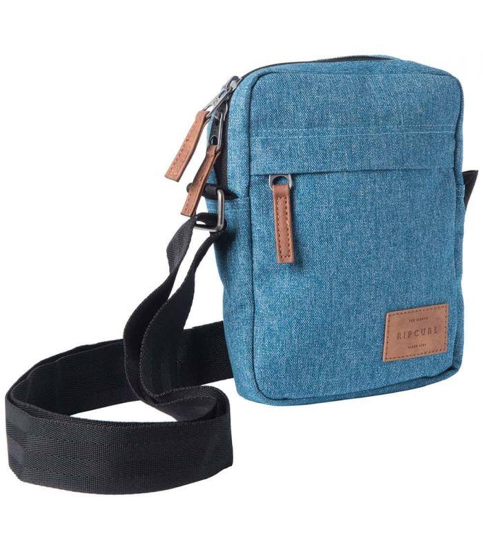 Mochilas - Bolsas - Rip Curl Bolso No Idea Pouch Solead Azul azul Running