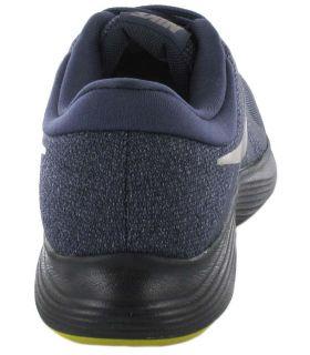Nike Revolution 4 015 - Zapatillas Running Hombre - Nike azul marino 40,5