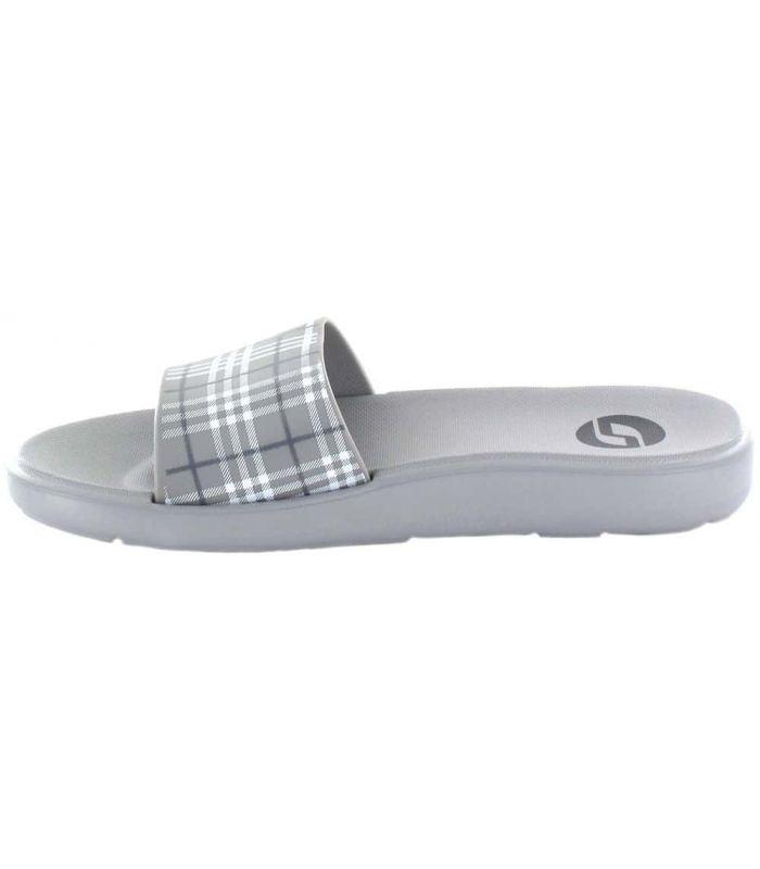 Ras-Sandy Grey - Flip-flops