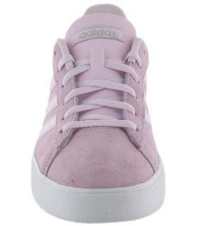 Calzado Casual Mujer - Adidas Daily 2.0 rosa Lifestyle