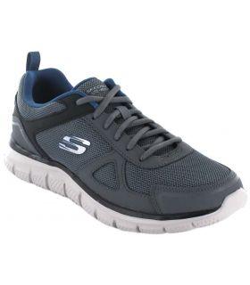 Skechers Scloric Gris - Calzado Casual Hombre - Skechers gris 41, 42, 44, 46, 45,5