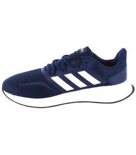 Zapatillas Running Hombre - Adidas Runfalcon azul marino Zapatillas Running