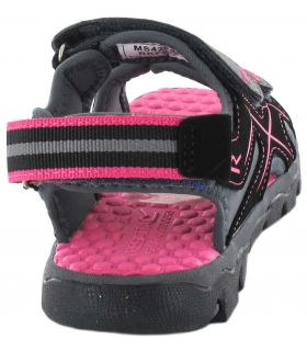 Regatta Kota Drift Jr Fucsia Regatta Tienda Sandalias / Chancletas Junior Sandalias / Chancletas Tallas: 28, 29, 30