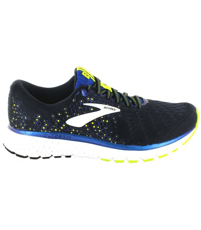 Brooks Glycerin 17 Azul Brooks Zapatillas Running Hombre Zapatillas Running Tallas: 42, 43, 44, 44,5, 46; Color: azul