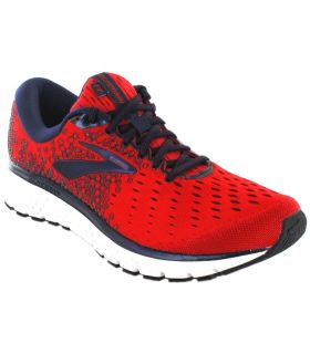 Brooks Glycérine 17 Rouge