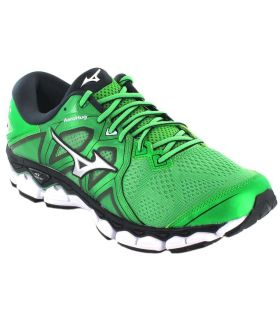 Mizuno Wave Sky 2 Green