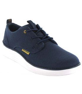 Skechers Menic - Calzado Casual Hombre - Skechers azul marino 42, 44, 45, 40
