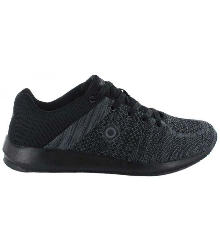 Calzado Casual Hombre - Izas Lenco negro Lifestyle