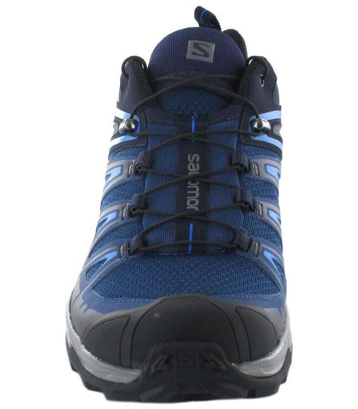 Salomon X Ultra 3 Azul Salomon Zapatillas Trekking Hombre Calzado Montaña