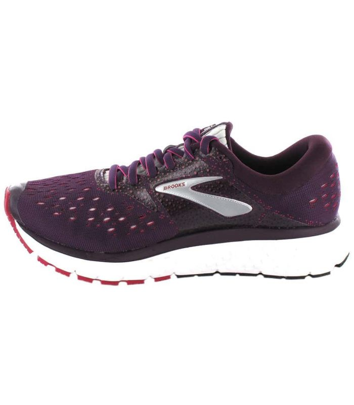 Brooks Glycerin 16 W Morado Brooks Zapatillas Running Mujer Zapatillas Running Tallas: 38,5, 39, 41; Color: morado