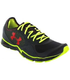 Under Armour FTHR Shield Negro - Zapatillas Running Hombre - Under Armour negro 48,5, 49,5