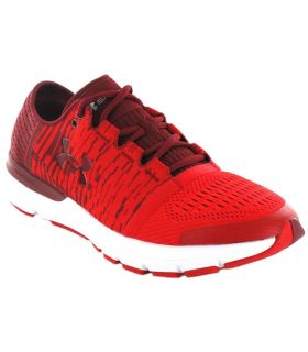 Under Armour Speedform Gemini 3 G Rojo - Zapatillas Running Hombre - Under Armour rojo