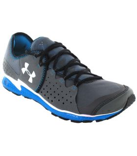 Under Armour G Mantis - Zapatillas Running Hombre - Under Armour gris 48,5, 49,5