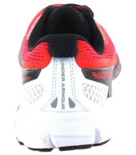 Under Armour Charged Bandit Rojo Zapatillas Running Hombre