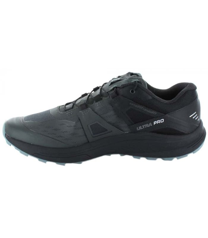 Zapatillas Trail Running Hombre - Salomon Ultra Pro gris Zapatillas Trail Running