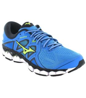 Mizuno Wave Sky 2 Blue