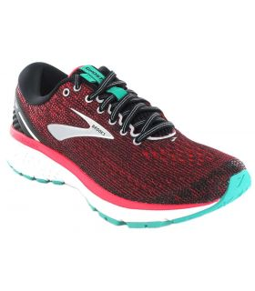 Brooks Ghost 11 W Grenat