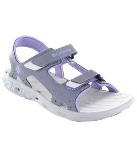 Columbia Techsun Vent Jr Gris - Tienda Sandalias / Chancletas Junior - Columbia gris 26