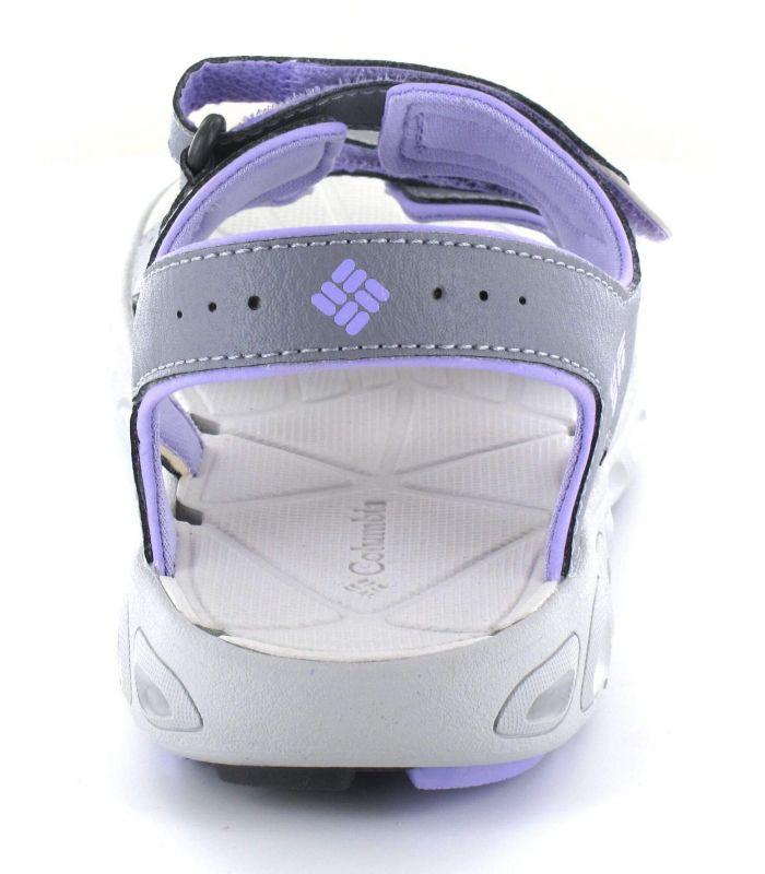 Columbia Techsun Vent Jr Grey - Shop Sandals / Flip-Flops Junior