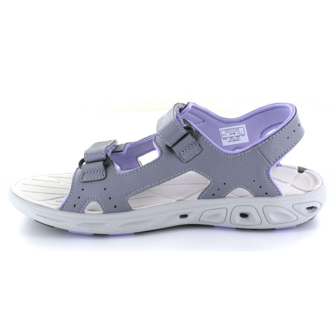 Columbia Techsun Vent Jr Grey - Store Sandals/Junior Chancets