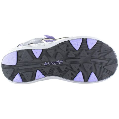 Columbia Techsun Vent Jr Grey