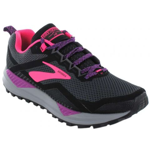 Brooks Cascadia 14 W Negro - Zapatillas Trail Running Mujer - Brooks negro 38, 38,5, 39