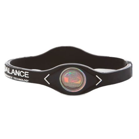 Power Balance Bracelet silicone Black