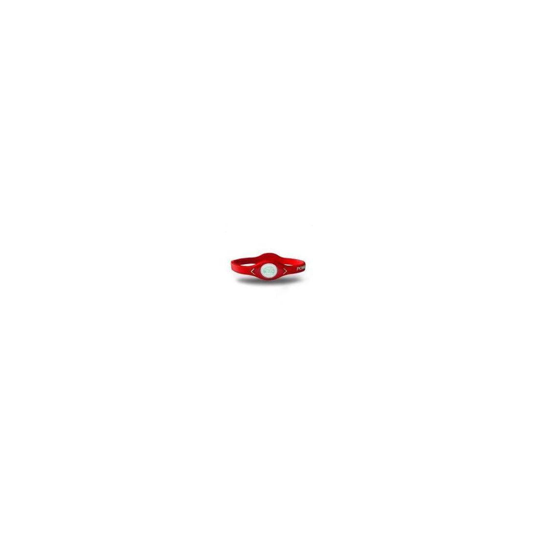 Power Balance Pulsera silicona Rojo - Plantillas y accesorios