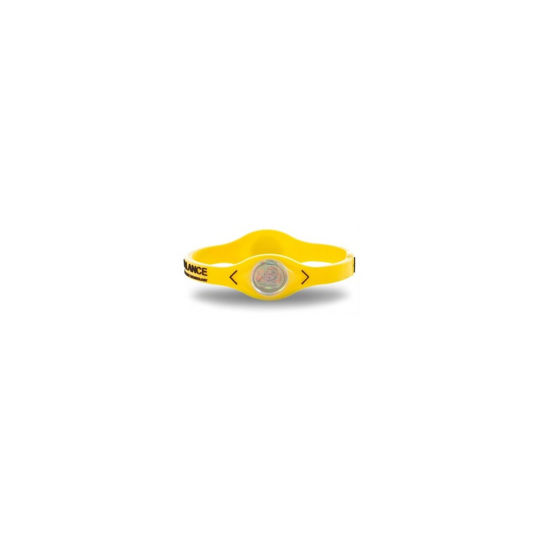 Power Balance Bracelet silicone Yellow