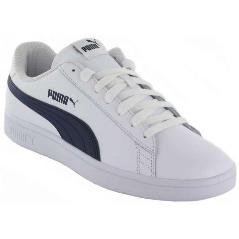Puma Smash v2 L Blanco Calzado Casual Hombre Lifestyle Puma