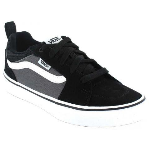 Vans Filmore Y Negro Gris Vans Calzado Casual Junior Lifestyle Tallas: 35, 36, 36,5, 37, 38, 38,5, 39; Color: negro