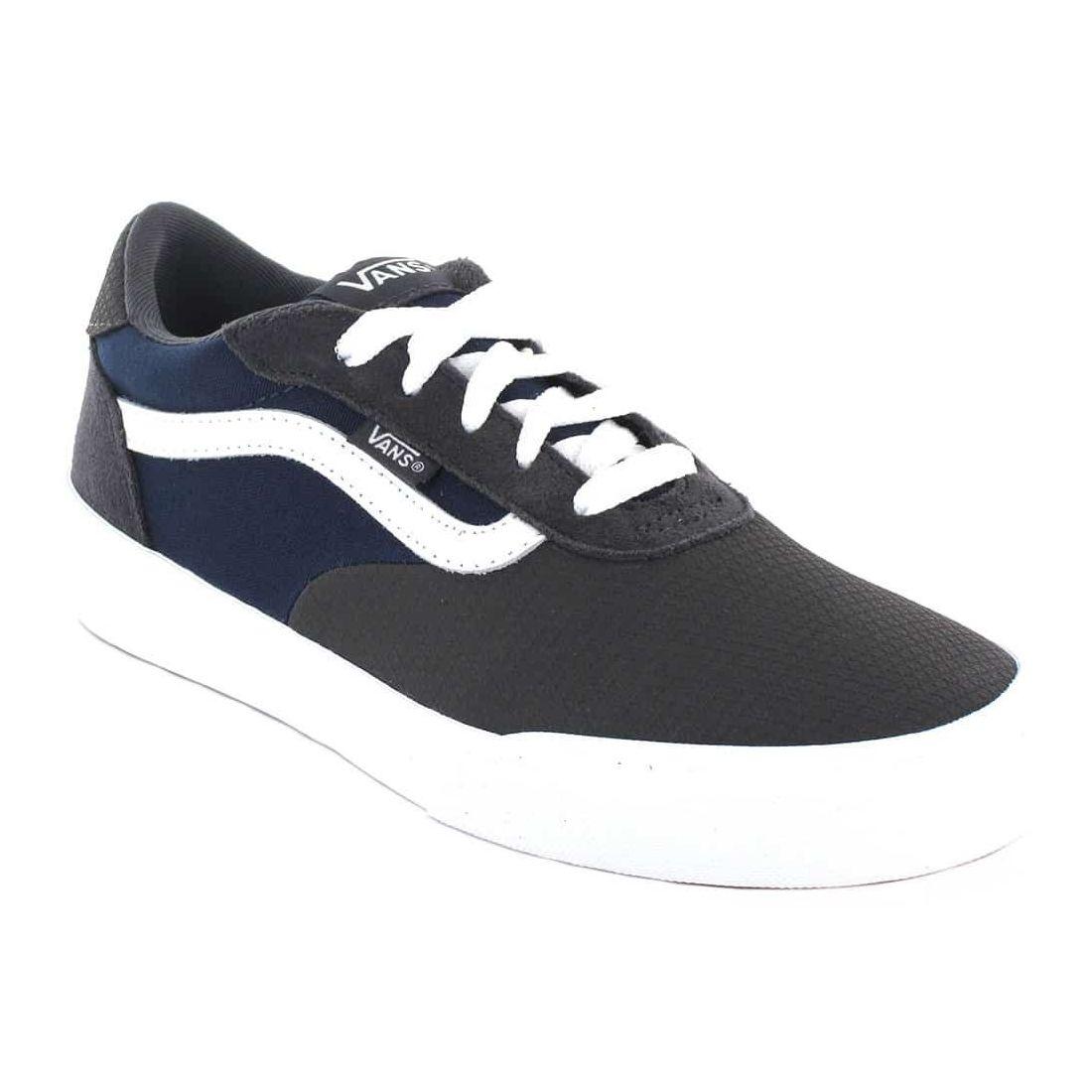 Vans Palomar Y Gris Azul - Calzado Casual Junior