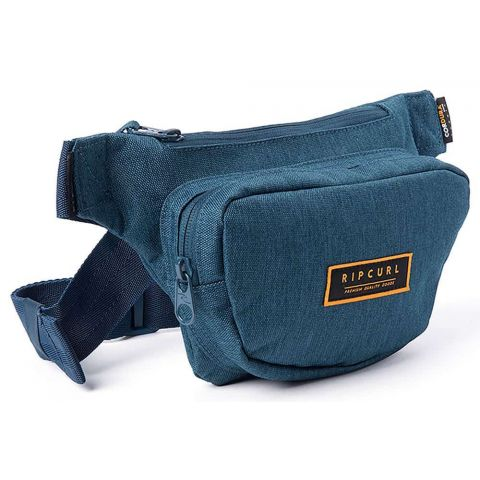 Rip Curl Fanny Pack Cordura Large Blue - Backpacks - Bags