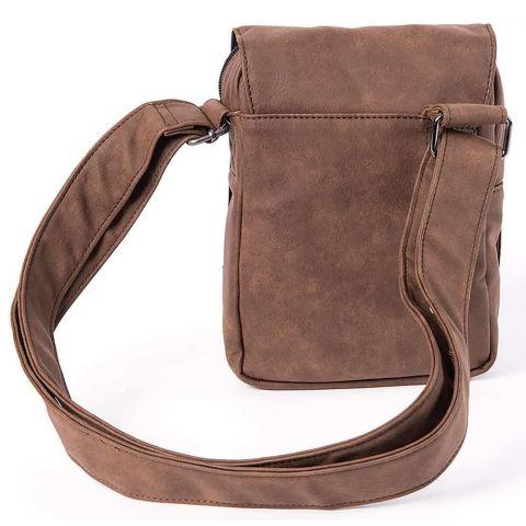 Rip Curl Bag Leazard Pouch Brown