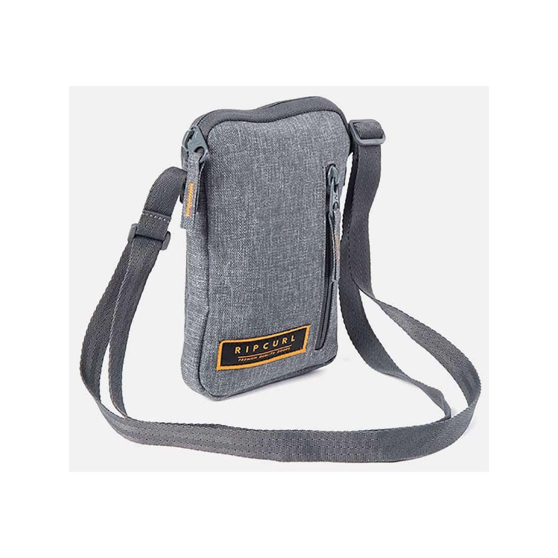 Rip Curl Bag Slim Pouch Cordura Grey - Backpacks - Bags