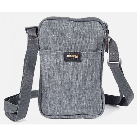 Rip Curl Bag Slim Pouch Cordura Grey