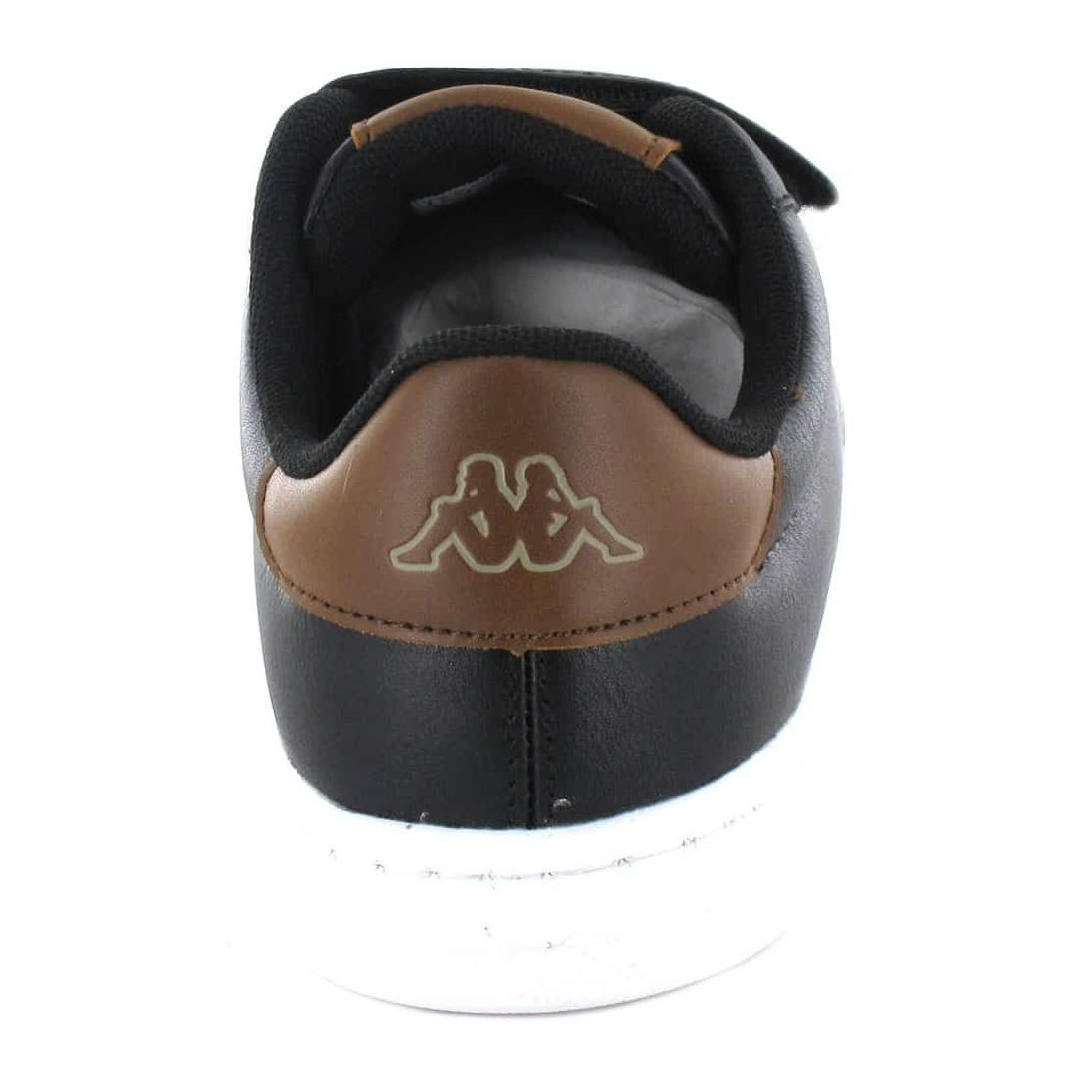 Kappa Tchouri velcro Negro - Casual Shoe Junior