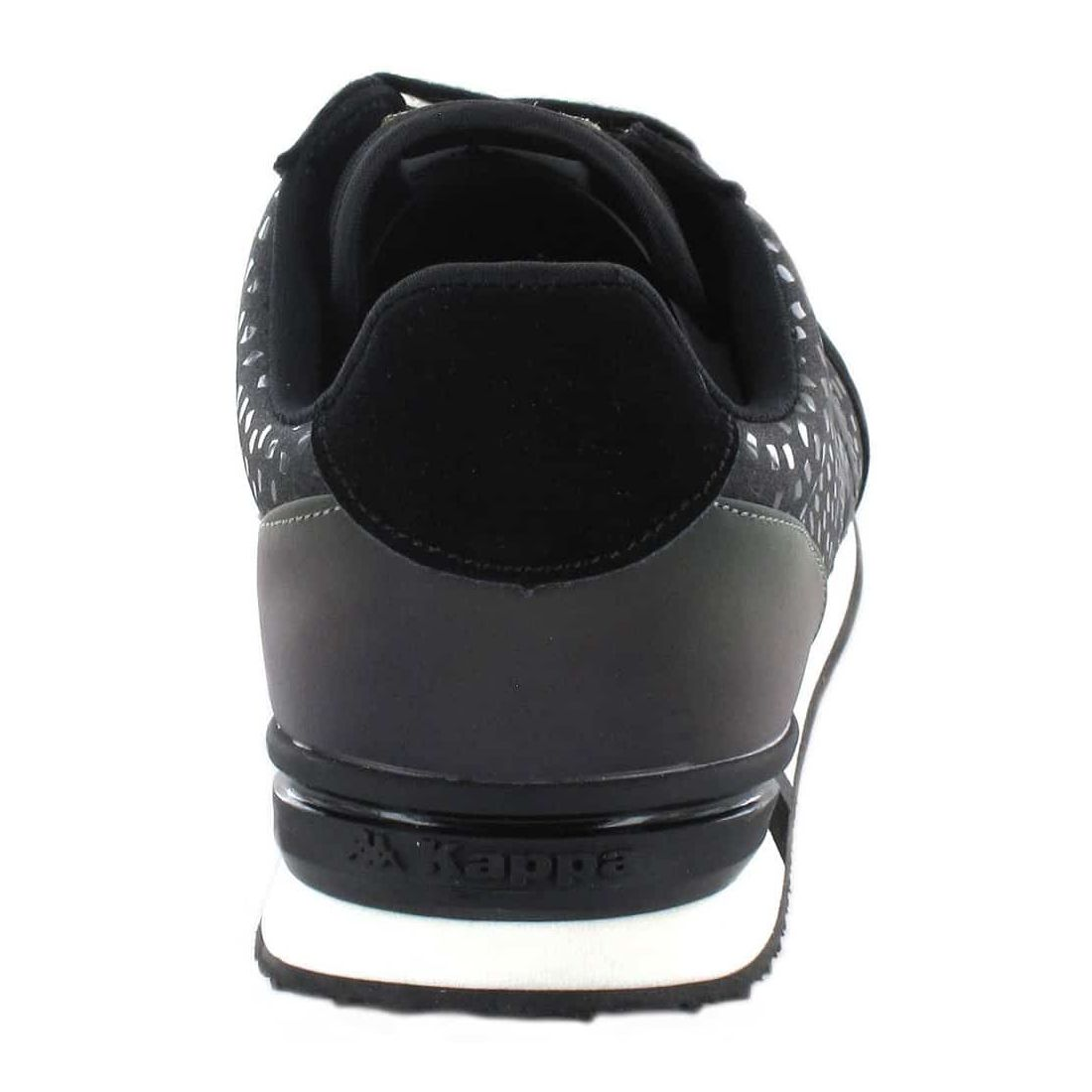 Kappa Mohan Black - Casual Shoe Woman