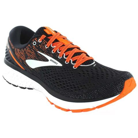 Brooks Ghost 11 Black Orange